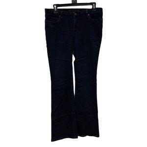 Michael Kors Flare Leg Jeans Size 8